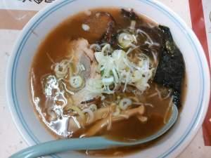武蔵小杉「お肉屋さんのラーメン家 生治ミート」の「醤油ラーメン」